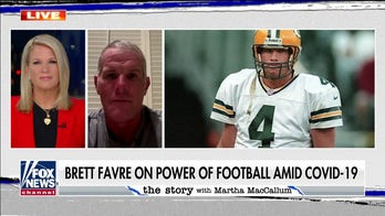 Brett Favre on Big Ten deciding to play: 'Football needed to be back' as a welcome 'distraction'