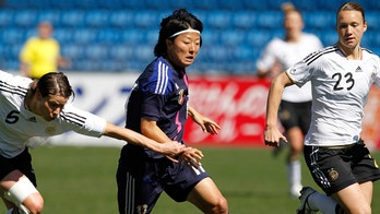 Women's World Cup winner Nagasato joins men's club in Japan