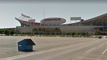 Kansas City standoff at Chiefs-Royals sports complex ends with armed suspect's arrest