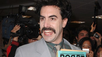 'Borat' star Sacha Baron Cohen says it's 'too dangerous' to keep playing role in future films