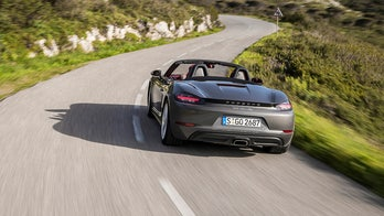 Porsche driver rushing to coronavirus test caught doubling the speed limit