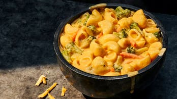 Panera combining mac and cheese and broccoli cheddar soup into single dish