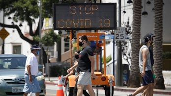 California records deadliest month of coronavirus pandemic: Report