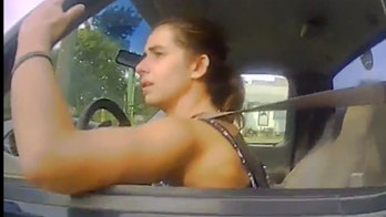 Woman leads cops on high-speed chase after unusual request