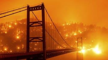 Experts argue lightning storms, forest debris helped fuel deadly forest fires