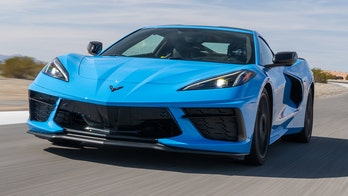 Here's how many 2020 Corvette Stingrays Chevrolet sold