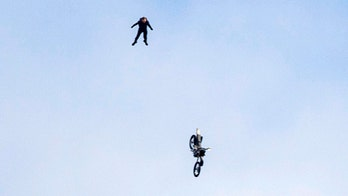 Tom Cruise jumped a motorcycle off a cliff in Norway, but what bike was it?
