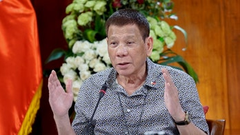 Philippines' Duterte to customs chief: 'Shoot and kill' drug smugglers