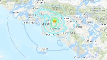 California earthquake rattles LA; centered near deadly 1987 temblor