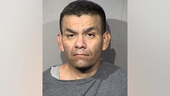 Arizona shoplifting suspect arrested after hitting 2 police officers with car, authorities say