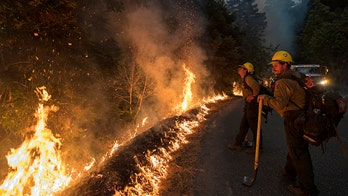 'Record-setting year' for wildfires is 'far from over,' Cal Fire spokesperson warns