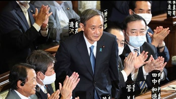 Yoshihide Suga elected Japan's new PM, replacing Abe