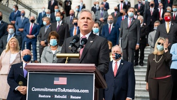 Kevin McCarthy fundraising tops $103M in race to take back the House