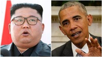 Kim Jong Un considered Obama an 'a--hole,' Trump tells Woodward