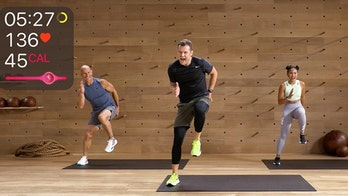 Apple unveils Fitness+ app