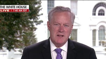 Meadows rips Congress members going home when coronavirus relief 'checks are not going out'