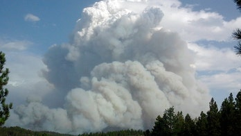 Montana wildfire skirts town, residents allowed to return home after emergency evacuation