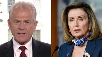 Navarro blames Pelosi for stalled negotiations on next round of coronavirus relief