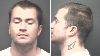 Machete-wielding North Carolina man leaves bloody satanic messages on sorority house, police say