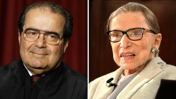Christopher Scalia: My father's relationship with Justice Ginsburg – 'best of friends'
