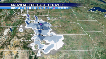 September snow in forecast for Denver, after 100-degree Labor Day weekend heatwave