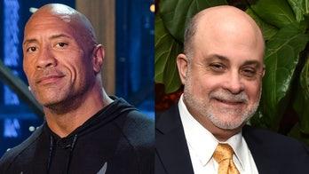 Mark Levin slams Dwayne 'The Rock' Johnson as 'self-righteous egomaniac' for endorsing Biden