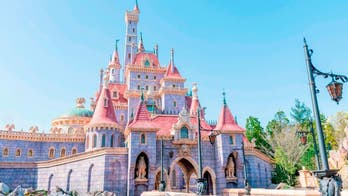 Tokyo Disneyland expansion with 'Beauty and the Beast' castle opening this month