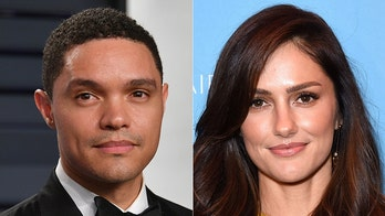 Trevor Noah and Minka Kelly break up
