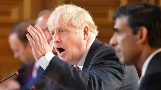 Boris Johnson assures government can handle more 'wretched COVID' as UK workforce is 'getting back on its feet'