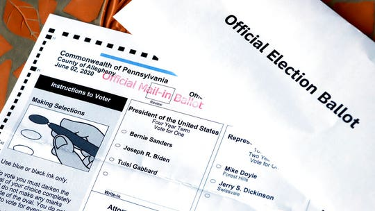 DOJ orders Pennsylvania county to change ballot practices after 'troubling' findings
