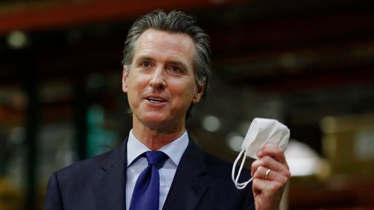 Celebrities rip California's Gov. Newsom over coronavirus Thanksgiving rules