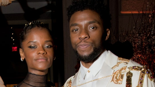 Chadwick Boseman honored by 'Black Panther' star Letitia Wright in emotional tribute: 'For my brother'