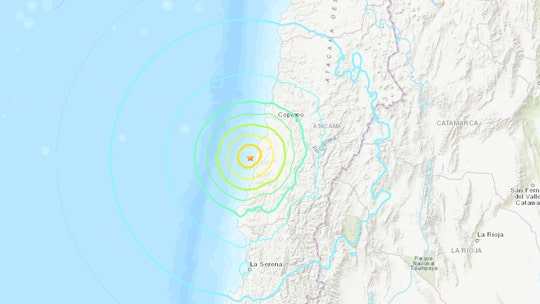 Magnitude 6.8 earthquake strikes off Chile's northern coast, minor damage reported