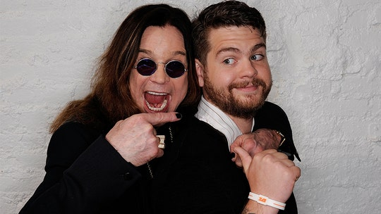 Ozzy Osbourne's son Jack recalls the rocker being invited to the White House: 'It was a very proud moment'