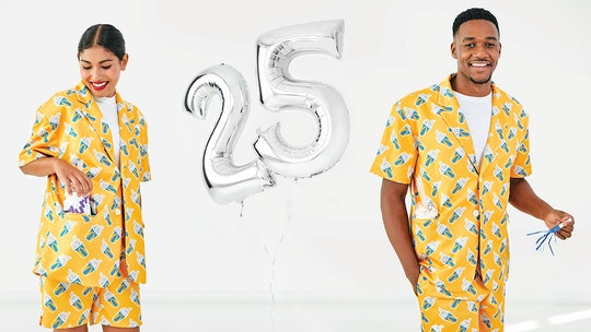 McDonald's celebrating 25 years of the McFlurry with 'B-Day Suit' pajamas