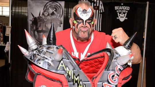 WWE Hall of Famer Road Warrior Animal dead at 60