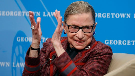 How the 2020 Emmys honored Supreme Court Justice Ruth Bader Ginsburg: 'Rest in power'