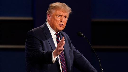 Trump in New Jersey, Biden in Delaware: The 2020 campaign trail