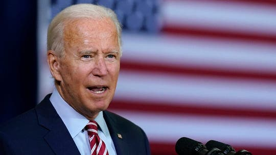 Biden said he was a student at Delaware State University; school says otherwise