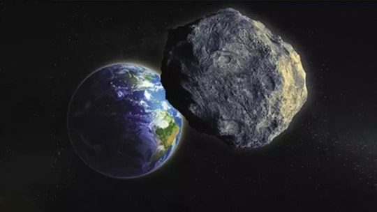 Asteroid size of 747 set to fly past Earth on Halloween