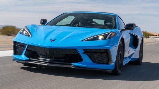 Here's how many 2020 Corvette Stingrays Chevrolet sold
