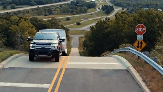 Electric Ford F-150 will be the most powerful model, company says