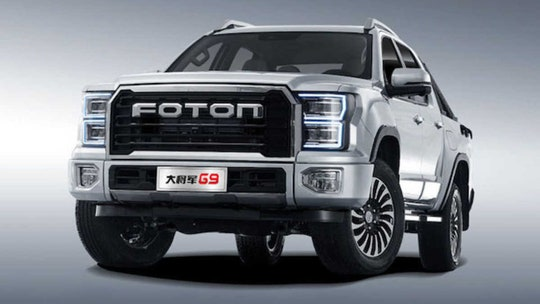 'The Big General' is a Chinese Ford pickup clone