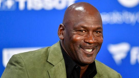 Michael Jordan: 'I want to win tomorrow' in NASCAR