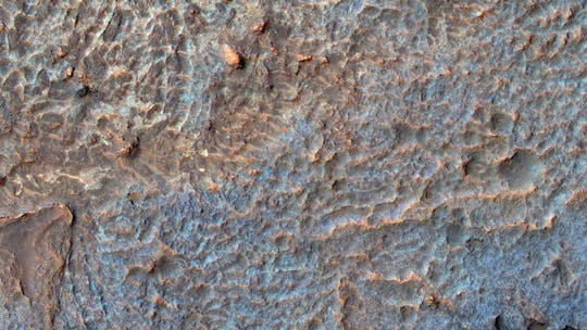 NASA baffled by mysterious ridges on Mars