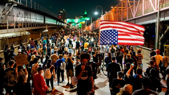 NYC protesters take to the streets after Breonna Taylor decision