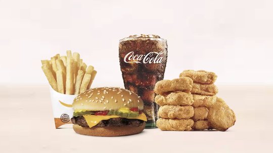 Burger King selling Snack Box feast for just $2: 'We miss you'