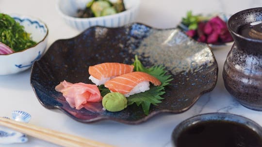 'Sushi-grade' fish from salmon cells grown in lab by California company
