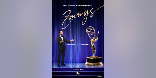 The 2020 Emmy awards will be held virtually this year.