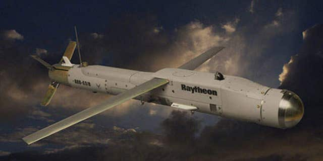 The Stormbreaker (Raytheon)